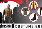 BJ Wolfenstein 2 Costume
