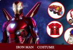 Iron Man Costume Guide