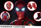 Spiderman Costume Guide