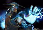 Mortal Kombat Raiden costume