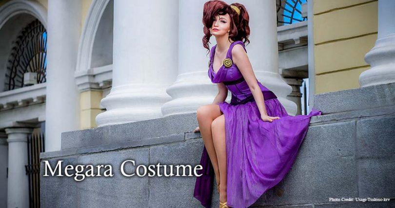 the incredible megara costume inspired by hercules