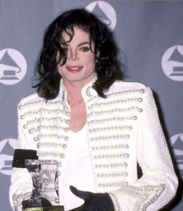 Michael Jackson 35th Grammy Awards Jacket