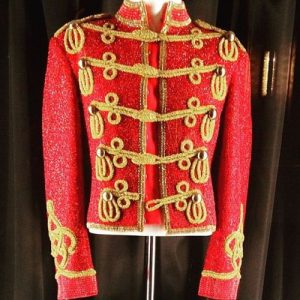 Michael Jackson American Music Award Jacket