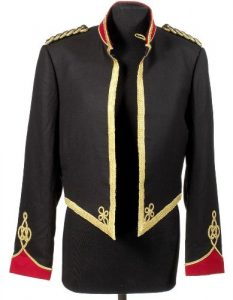 Michael Jackson Bahrain Military Jacket