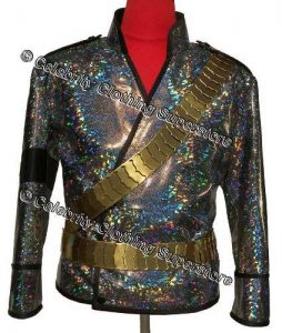 Michael Jackson Tour Jam Jacket