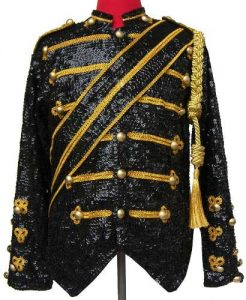 Michael Jackson Walk Of The Fame Jacket