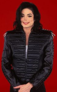 Michael Jackson Will You Be There Jacket