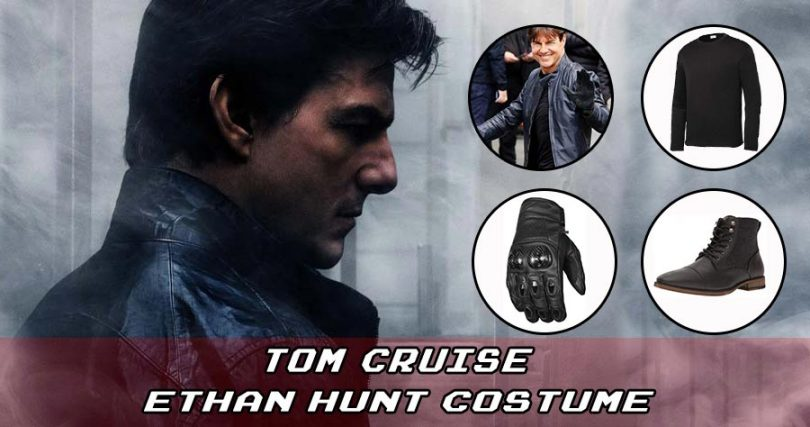 54c1f0b445 Gear-up like Tom Cruise by attiring this Ethan Hunt Costume