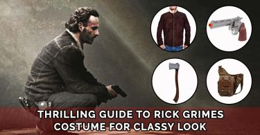 The Walking Dead Rick Grimes Costume
