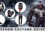 Tom Hardy Venom Costume