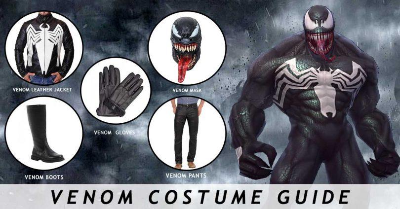 VENOM SPIDERMAN MOVIE Spider Man Eddie Brock Keychain cosplay MARVEL USA