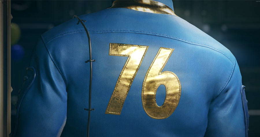 Get The Ultimate Fallout Vault 76 Costume To Enhance Your Persona