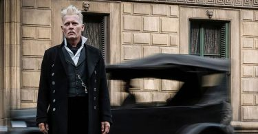 Fantastic Beast The Crimes of Grindelwald Johnny Depp Gellert Grindelwald Costume