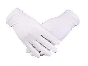 Frozen Gloves