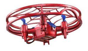 Peter Parker 3D Rolling Quiver Smart Remote Control Drone Quadcopter Toy