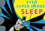 Batman Bed Sheets