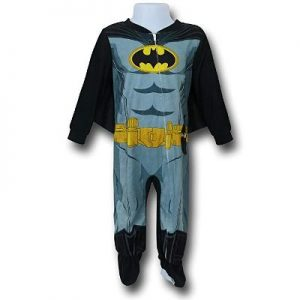 Bruce Wayne Kid Romper