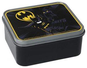 Bruce Wayne LEGO Black Lunchbox