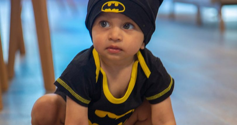 Batman Rompers