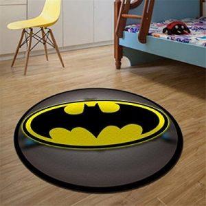 Bruce Wayne Floor Rug