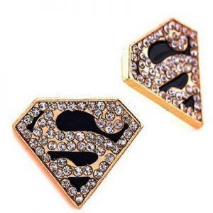 Clark Kent Shiny earrings