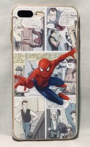 Peter Parker Comic Book