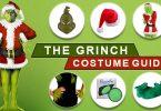 Grinch Christmas Costume