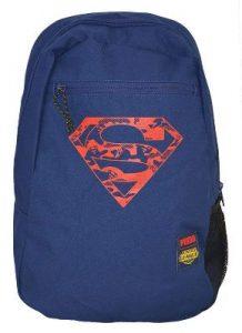 Clark Kent Blue Bag