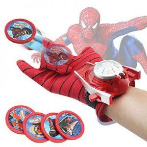 Peter Parker Glove Hand Toy Launcher Blaster