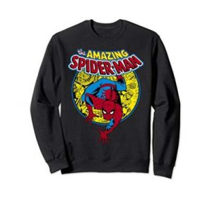 Peter Parker Graphic Sweatshirt