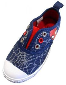 Tom Holland Web Lace up Shoes