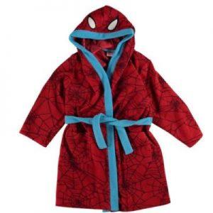 Peter Parker Fleece Robe