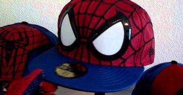 Spiderman Hats