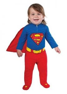Clark Kent Infant Romper