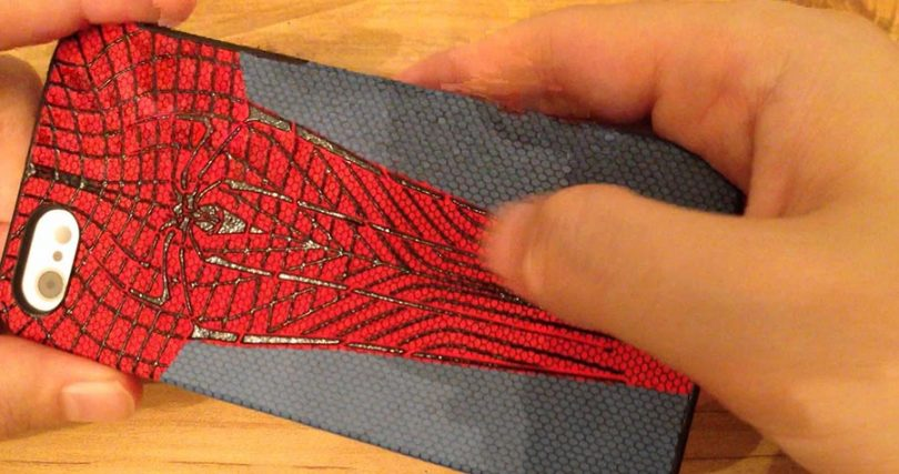 Spiderman Phonce Cases