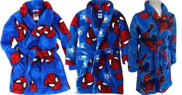 Spiderman Robes