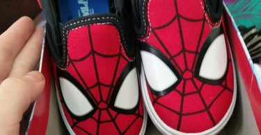 Complete Your Appearance for an Event with Spiderman Shoes ded935378