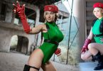 Street Fighter Cammy Costume