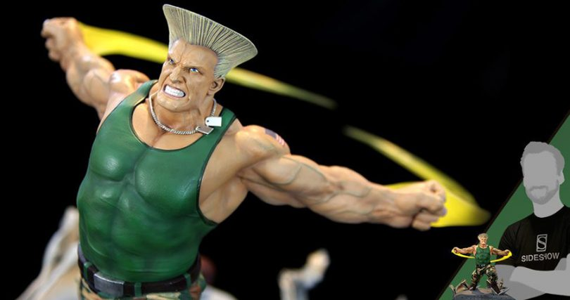 An Incredible Guide To Guile Costume From Street Fighter