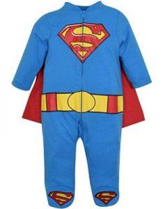 Clark Kent Baby Boys Suit