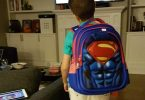 Superman Backpacks