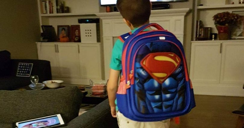 Superman Backpacks