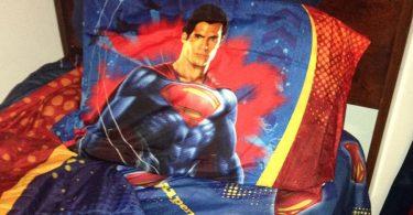 Superman Bed Sheets