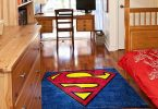 Superman Carpets And Rugs