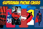 Superman Phone Cases