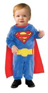 Clark Kent Romper