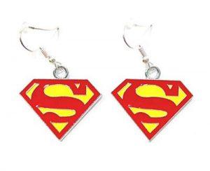 Clark Kent Hook Earrings