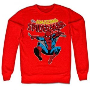 Peter Parker The Amazing Spiderman Sweatshirt