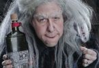 Addams Family Granny Addams Costume