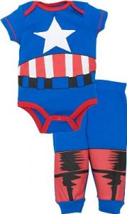 Steve Rogers Body suit with Pant